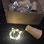 ALED LIGHT Lot de 3 Mason Jar Couvercle Guirlande Lumineuse Solaire Étanche 2m 20 LEDs Lampe d'Ambiance Décoration pour DIY Bocal LED, Bouteille Bricolage, Chambre, Maison, Table, Noël, Mariage, Fête - Blanc Chaud de la marque image 41 produit