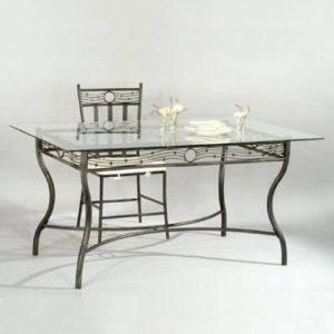 Alsapan - 91502 - Reva - Table de Salle à Manger - 153 x 91 x 75 cm de la marque image 0 produit