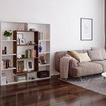 Bibliothèque contemporaine en bois design -> les meilleurs produits TOP 3 image 1 produit