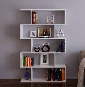 Bibliothèque contemporaine en bois design -> les meilleurs produits TOP 8 image 0 produit