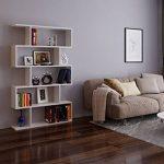 Bibliothèque contemporaine en bois design -> les meilleurs produits TOP 8 image 3 produit