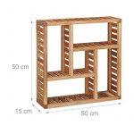 Bibliothèques bois, top 5 TOP 6 image 1 produit