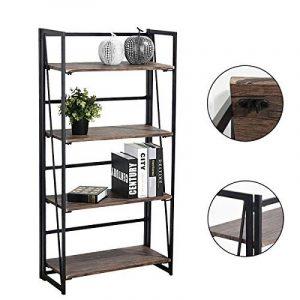Bibliothèques meubles bois, faites des affaires TOP 0 image 0 produit