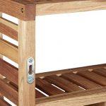 Bibliothèques meubles bois, faites des affaires TOP 2 image 2 produit