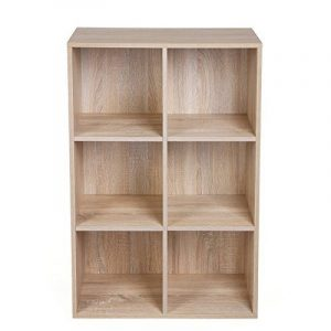 Bibliothèques meubles bois, faites des affaires TOP 7 image 0 produit