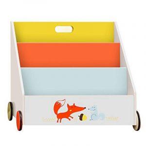 Bibliothèques meubles bois, faites des affaires TOP 8 image 0 produit