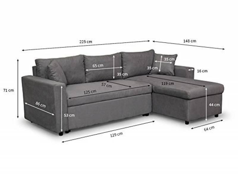 canap convertible 4 places notre comparatif pour 2018 meubles de salon. Black Bedroom Furniture Sets. Home Design Ideas