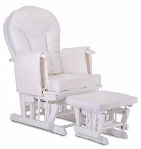 Chaise à bascule blanche ; choisir les meilleurs produits TOP 5 image 0 produit