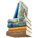 Creativ(es) Lot de 5 étagères à livres invisibles Métal de la marque image 1 produit