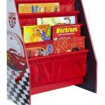Disney Cars 864458 Bibliothèque Bois Rouge 51 x 23 x 60 cm de la marque image 1 produit