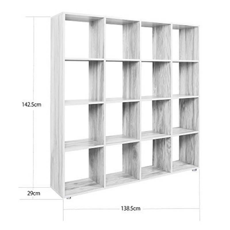 Etagere 16 Cases. Affordable Cubico Cubes De Rangement Biblioth