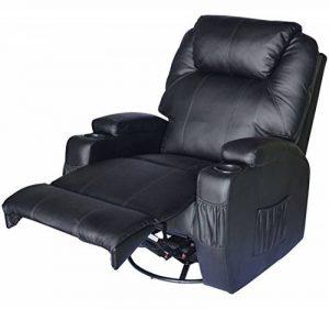 Fauteuil de massage electrique chauffant sofa massant de relaxation 67 de la marque image 0 produit