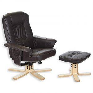 Fauteuil relaxation cuir, les meilleurs modèles TOP 4 image 0 produit