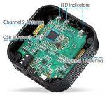 HomeSpot Récepteur Audio Bluetooth avec Connexion aux Liaisons Multiples (Récepteur Bluetooth MultiLink) de la marque HomeSpot image 2 produit