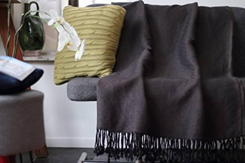 plaid pour fauteuil plaids pour canape plaid coton canapac canapes et fauteuils jet de. Black Bedroom Furniture Sets. Home Design Ideas