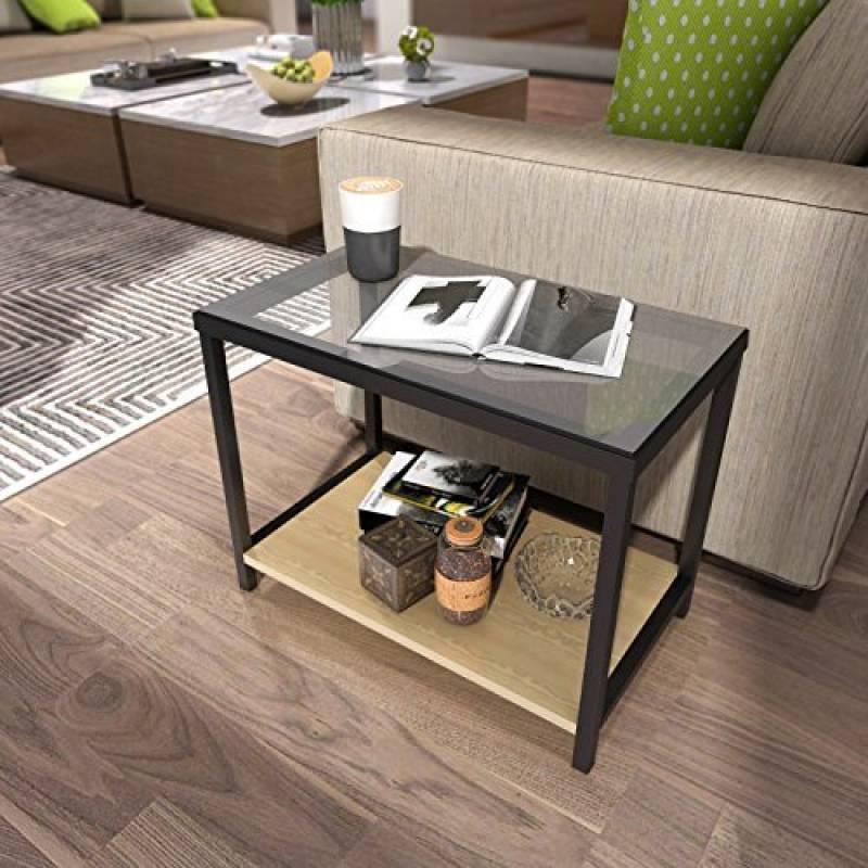table salon verre et bois les meilleurs produits pour 2018 meubles de salon. Black Bedroom Furniture Sets. Home Design Ideas