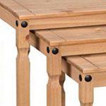 Mercer's Furniture Corona Tables gigognes de la marque image 1 produit