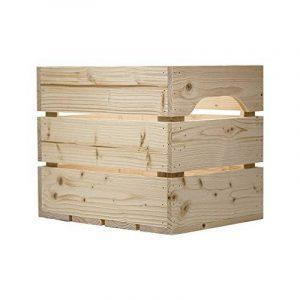 Notre comparatif pour : Table basse caisse en bois TOP 0 image 0 produit