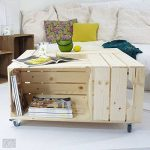 Notre comparatif pour : Table basse caisse en bois TOP 4 image 3 produit