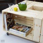 Notre comparatif pour : Table basse caisse en bois TOP 4 image 4 produit