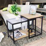 Notre comparatif pour : Tables gigognes verre TOP 2 image 1 produit