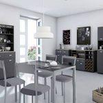 Notre meilleur comparatif : Buffet vaisselier TOP 2 image 1 produit