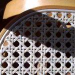 Nouveau Bois de Bouleau et Authentique Rotin Bois Courbé Fauteuil à Bascule Chaise Thonet Maternité Conservatoire Salon de la marque image 2 produit