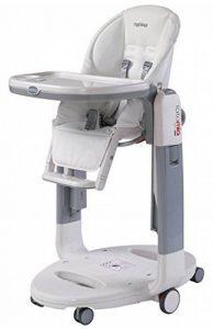 Peg Perego Design Chaise haute avec fonction Baby Chaise longue et balançoire, Tata Mia de la marque image 0 produit