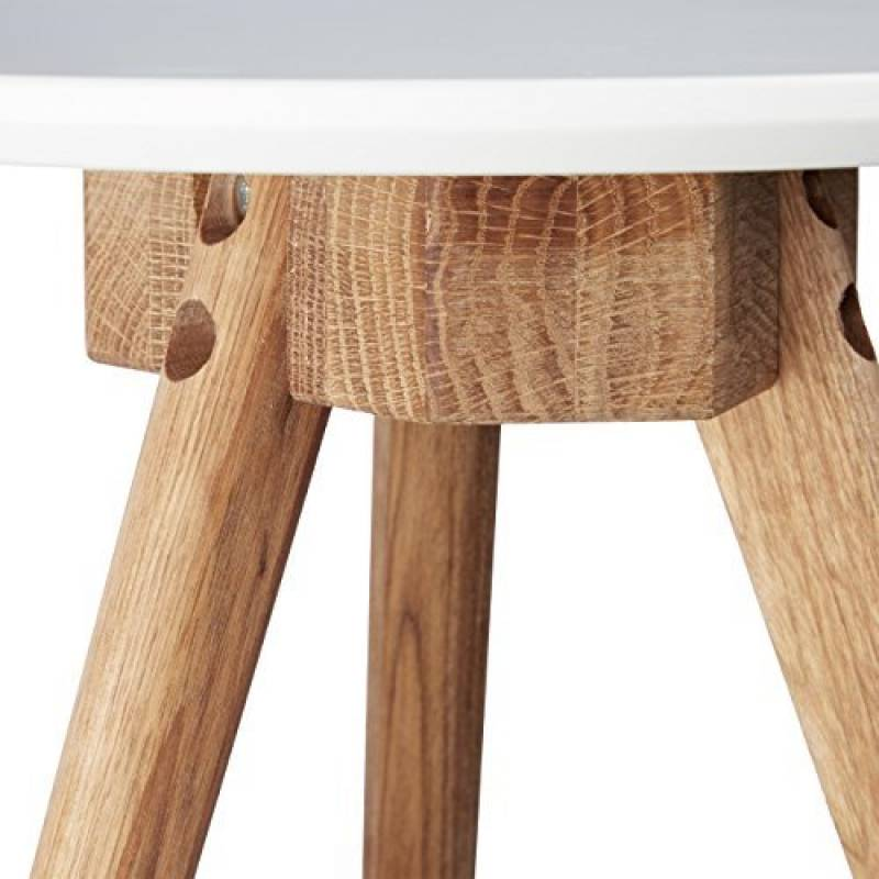 Table basse ronde bois faites des affaires pour 2019 meubles de salon - Vida xl international bv ...