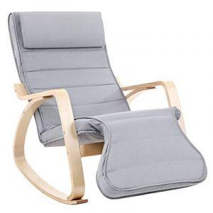 Rocking chair avec repose pied - comment acheter les meilleurs modèles TOP 1 image 0 produit