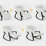 Rocking chair avec repose pied - comment acheter les meilleurs modèles TOP 9 image 3 produit