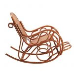 Rocking Chair en rotin EVISSA - Rotin Design de la marque image 2 produit
