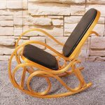Rocking chair patchwork : top 7 TOP 1 image 2 produit