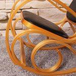 Rocking chair patchwork : top 7 TOP 1 image 3 produit