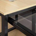 SoBuy® FBT35-Sch Tables Basses Gigognes - Set de 2 de la marque image 5 produit