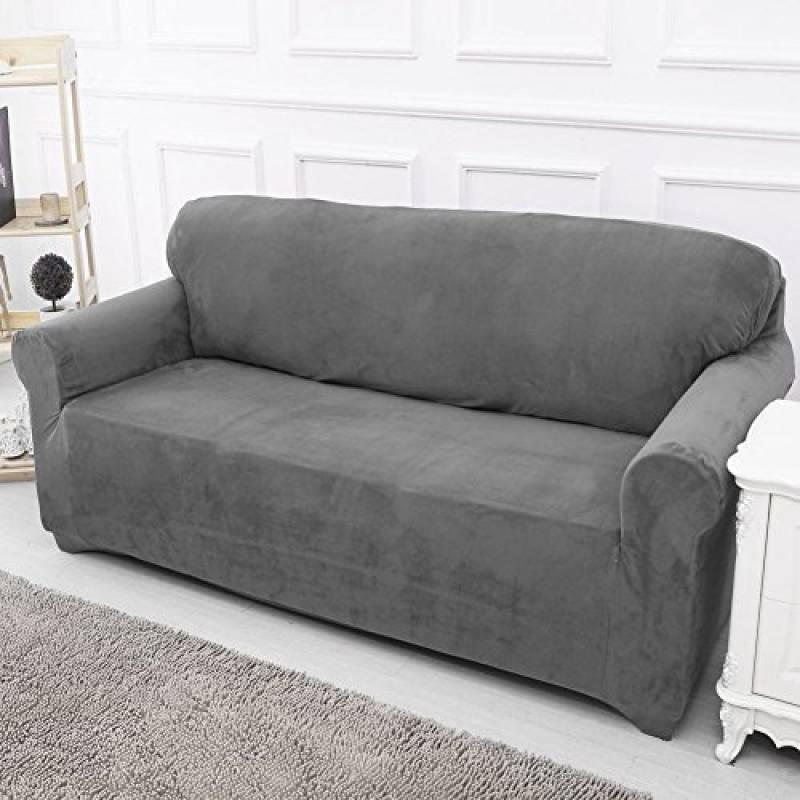 Canap 2 places gris pour 2018 notre top 15 meubles de for Housse canape 2 places gris