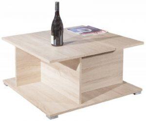 Table Bar-Corps chêne Bardolino naturel- Abattant-Chêne Bardolino naturel/2023A3434A00 de la marque Symbiosis image 0 produit