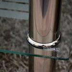 Table basse à plateau en verre 80 x 80 cm-table d'appoint en acier inoxydable et verre de sécurité eSG 10 mm de la marque ts-ideen image 4 produit