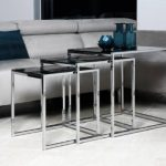 Table Basse CROATIE - Set de 3 - Contemporain de la marque image 1 produit