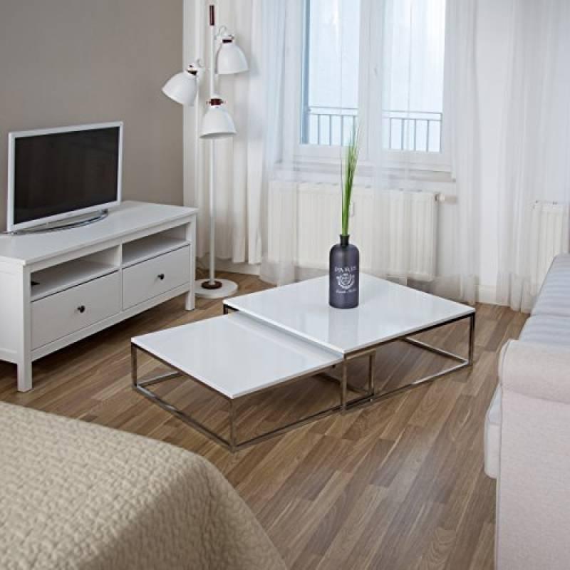Table basse design blanc laqué, les meilleurs modèles pour ...