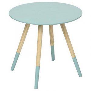 Table basse design moderne - Idéale pour toute pièce de la maison - Coloris BLEU de la marque image 0 produit