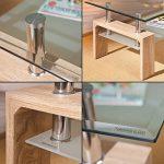 Table basse en verre 2 plateaux : notre top 12 TOP 5 image 5 produit