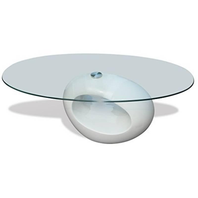 Table basse ronde blanc laqué   comment acheter les meilleurs ... 54757dce4dc8