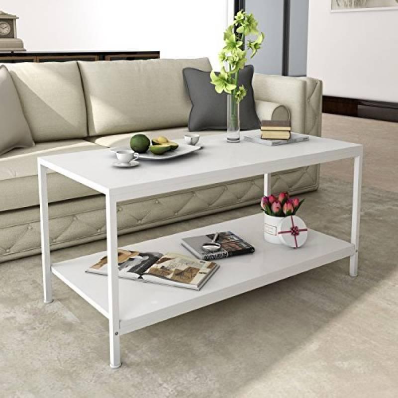 Table Basse Moderne Blanche Faites Le Bon Choix Pour 2019 Meubles