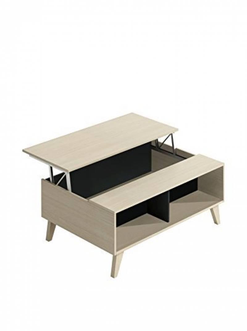 Table De Salon Avec Rangement.Table De Salon Avec Rangement Pour 2019 Faites Une