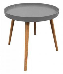 Table de salon bois brut -> votre comparatif TOP 1 image 0 produit