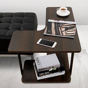 Table de salon bois brut -> votre comparatif TOP 6 image 0 produit