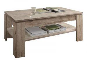 Table de salon bois et métal pour choisir les meilleurs