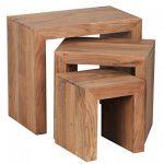 Table gigogne bois massif ; acheter les meilleurs modèles TOP 1 image 2 produit