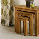 Table gigogne bois massif ; acheter les meilleurs modèles TOP 2 image 1 produit